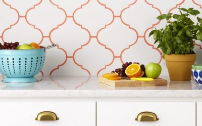 Colorful Grout: A Subtle Way to Liven Up Any Apartment Design
