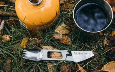 Space Optimized: Adventuring with the Muncher Titanium Multi-Utensil