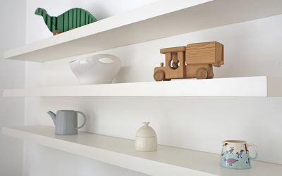 Floating Shelf: Where to Install This Space Saving Furniture