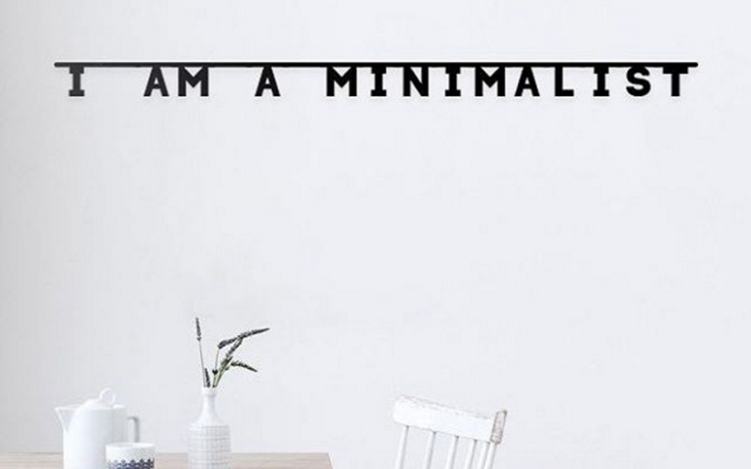 A Minimalist in Disguise – Space Optimized