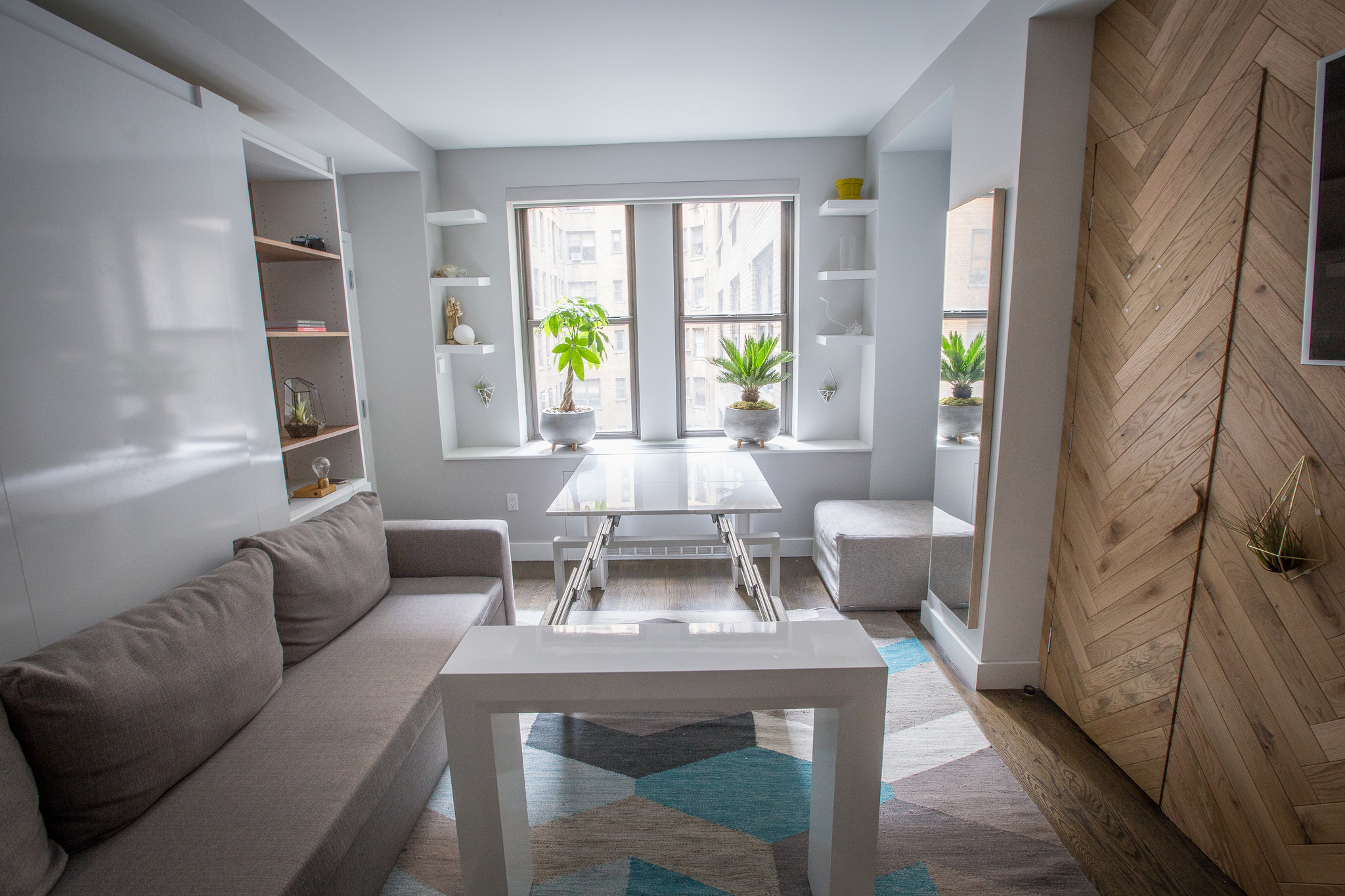 Space Optimized - UWS Apartment