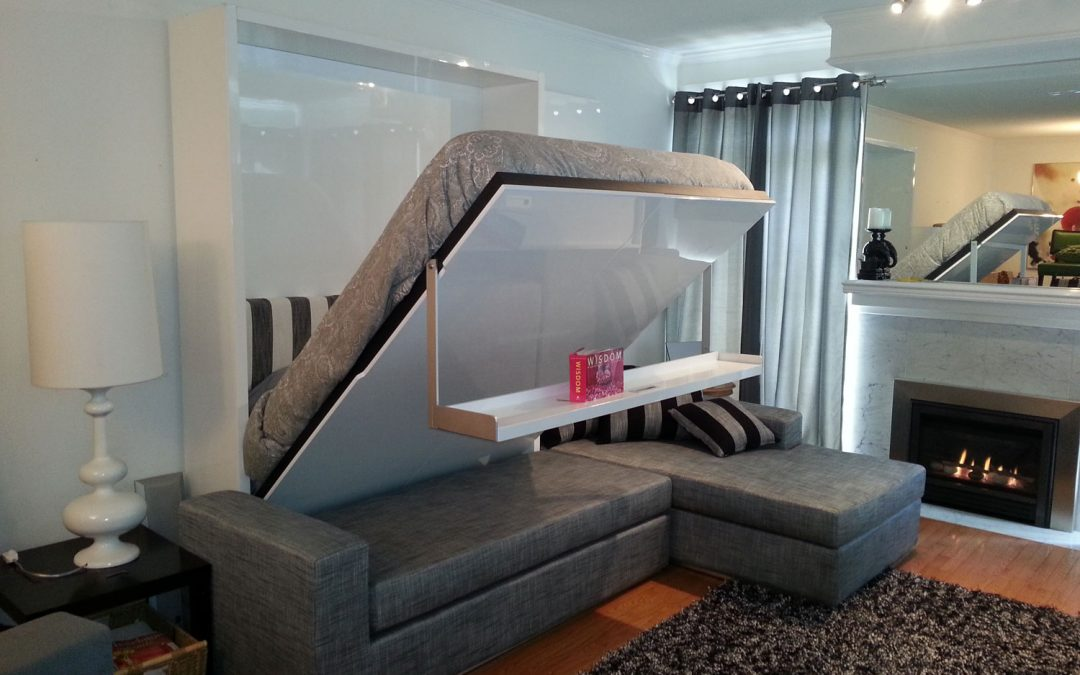 Space Saving Furniture: Squeezing Every Inch of Space You Didn't Know You Had with Expand Furniture