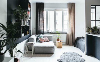 Tiny Apartment, Big Scandinavian Design Ideas