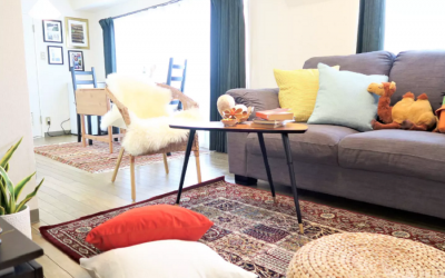 Beautiful Tiny Apartment Rentals in Japan