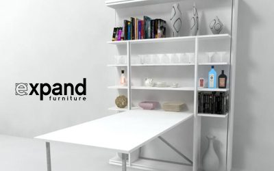 Space Saving Furniture: An Interview with Camilla of Expand Furniture