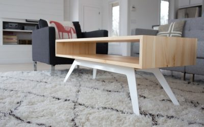 11 Space Optimized-Approved Coffee Tables for a Small Apartment