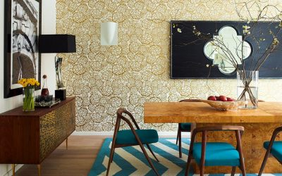 Apartment Design Tips: Redoing Walls Without Paint