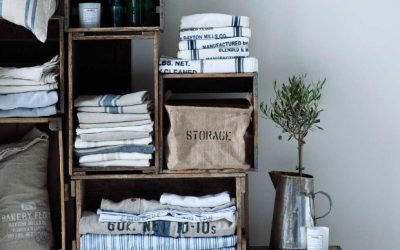 8 Storage Solutions For Your a Closet-Less Bedroom