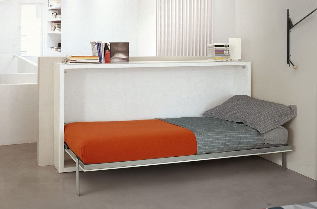 Small home transforming furniture small apartment ideas - Small space bedroom furniture ...