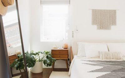 Small Studio Apartment Ideas: How to Build a Bedroom in an Open Plan Flat