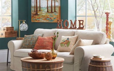 7 Fall Decorating Ideas to Elevate Your Small Apartment Design
