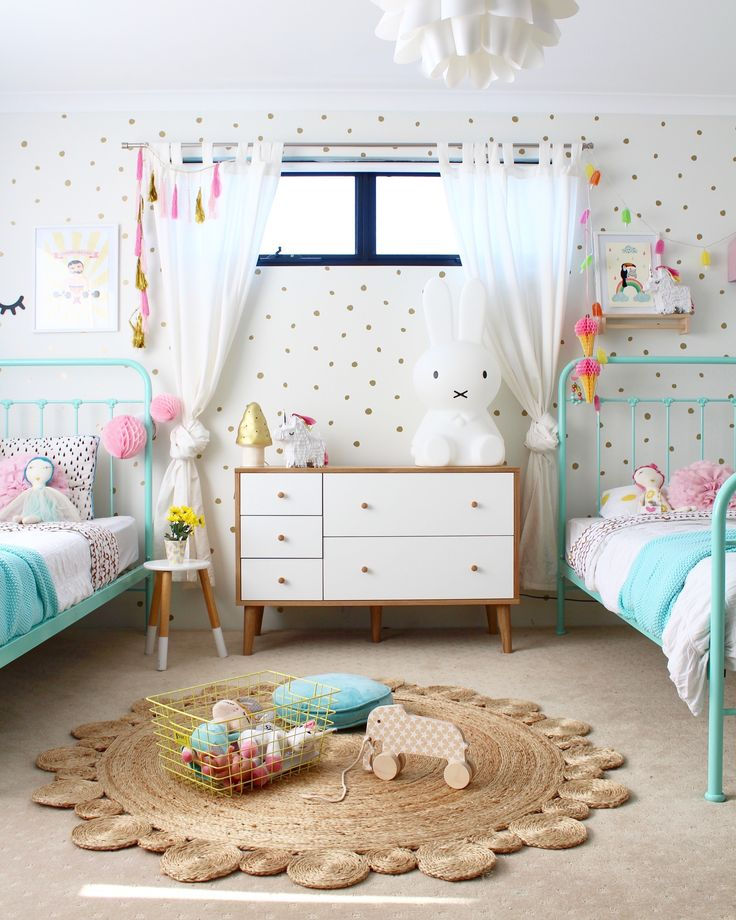 Kids Shared Room Decorating Ideas: Small Studio Apartment Ideas