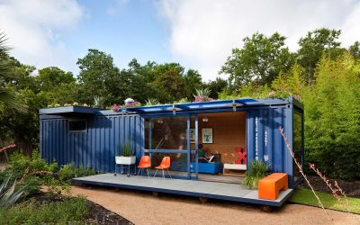 Tiny Home Living: Top 10 Beautiful Shipping Container Homes
