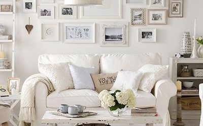 Snuggle Up! Apartment Design Tips For a Cozy Living Room