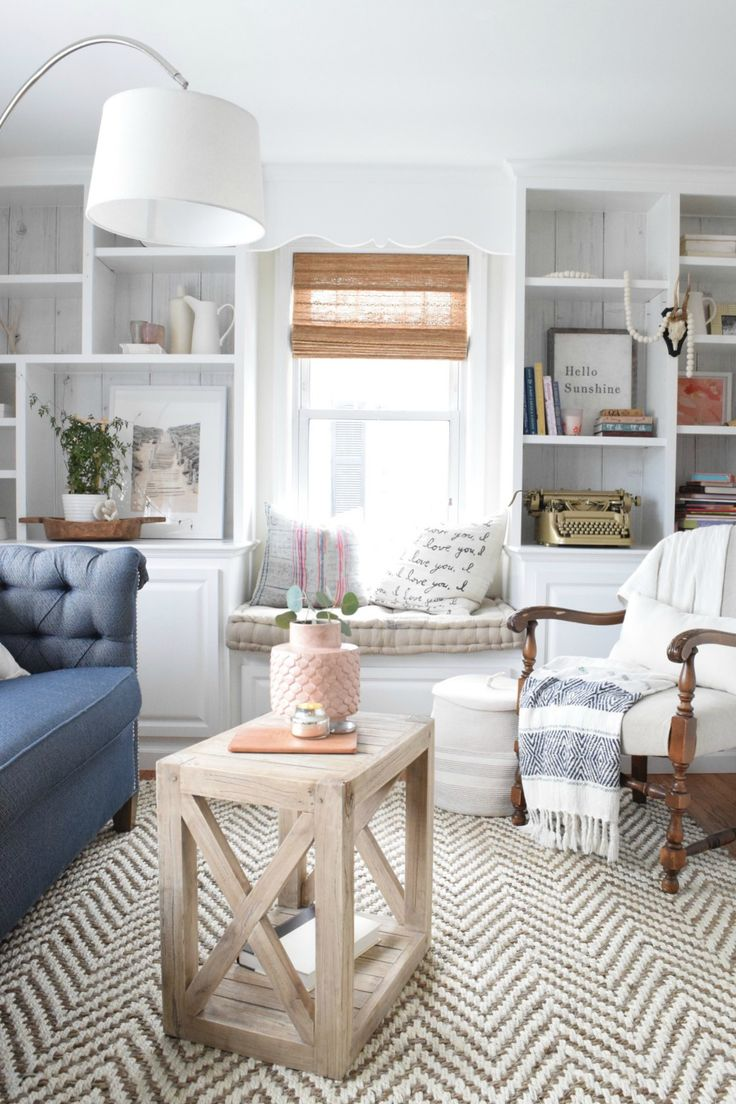 Cozy Living Room: Snuggle Up! Apartment Design Tips For A Cozy Living Room