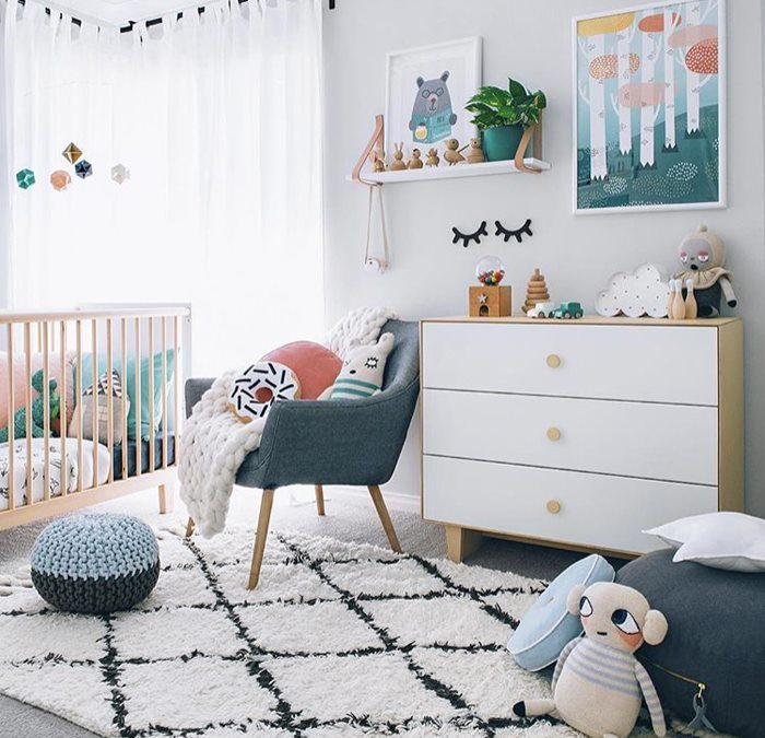 10 Gender Neutral Nursery Decorating Ideas: Small Apartment Ideas: Fall In Love With These Gender