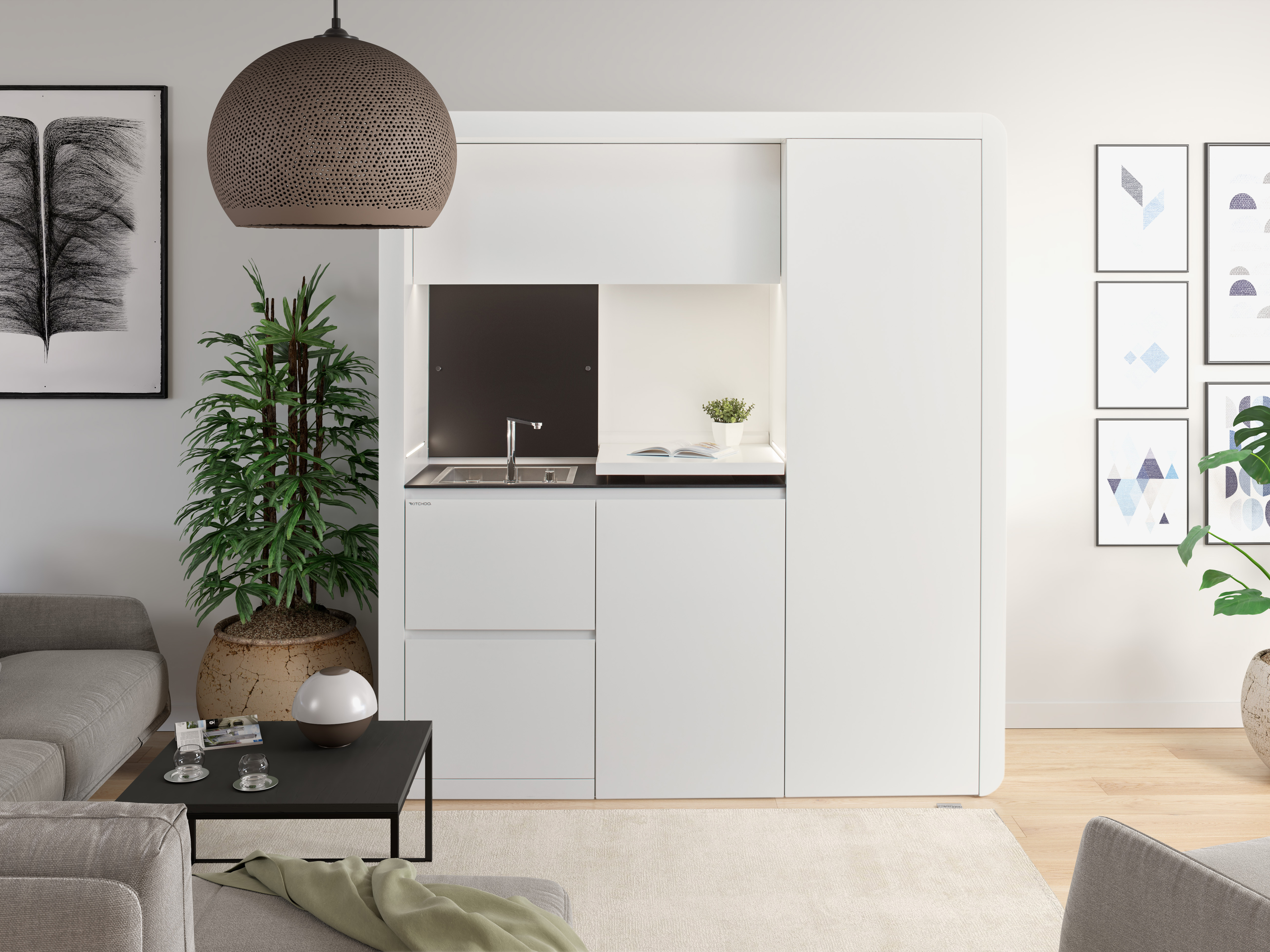 Space Optimized :: Smart Designs for Small Homes