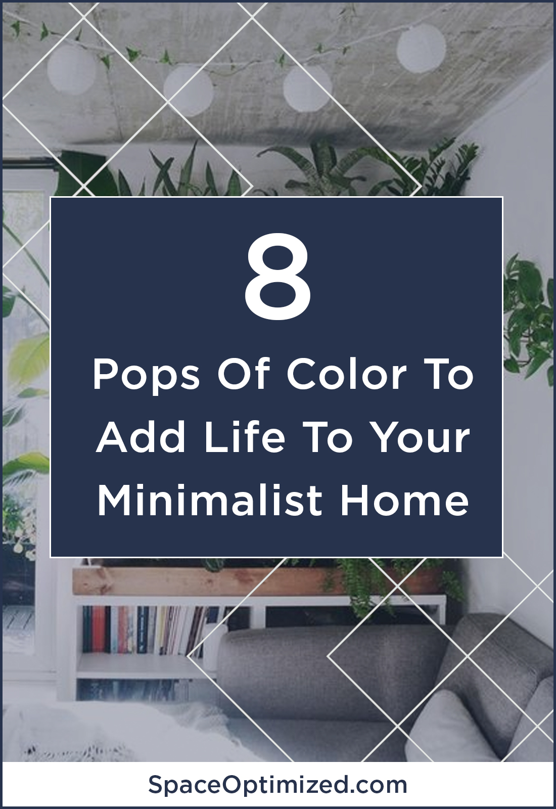 8 Accent Colors For A Microapartment With Black And White