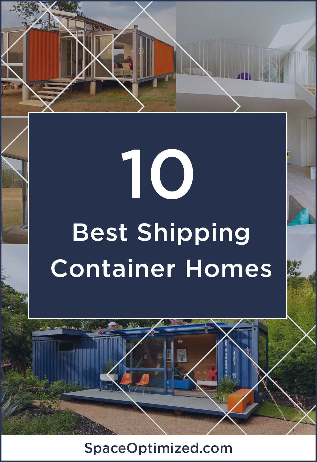 Tiny home living top 10 beautiful shipping container - Best shipping container homes ...