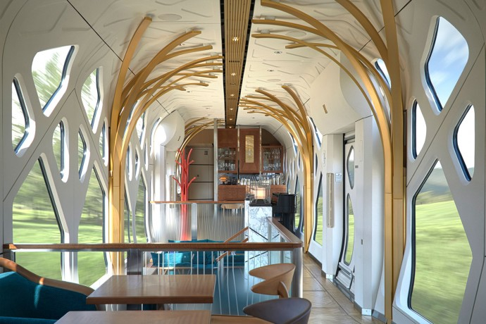 Touring Japan in Style: Inside the $10,000-a-Ticket Train Suite Shiki-shima