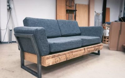 From Trash to Treasure: How One Redditor Turned Old Mattresses to a Couch for 100 Bucks