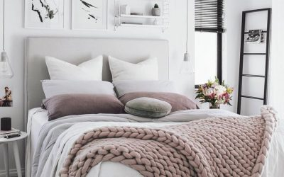 Small Apartment Styling: 10 Things in The Bedroom that Need to GO!