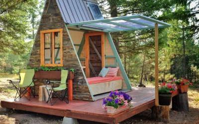 This Customized Tiny Home Costs a Measly $700 to Build