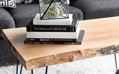 The Perfect Coffee Table For Your Microapartment