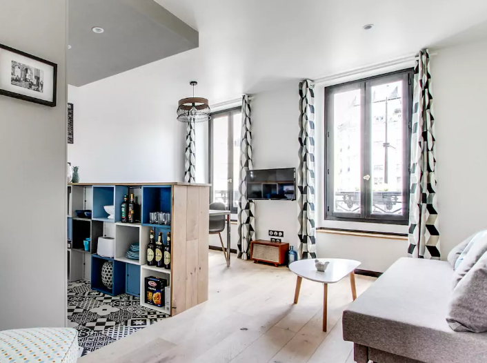 Traveling to Paris? 10 Small Apartment For Rent on AirBnB