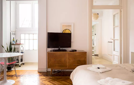 Buenos Aires small apartment