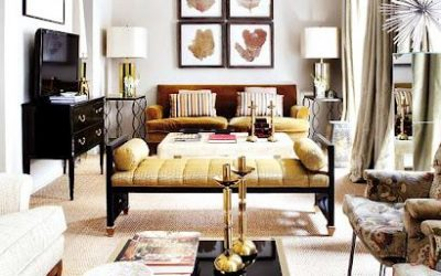Small Apartment Styling Tips: Decorating Long, Narrow Living Room