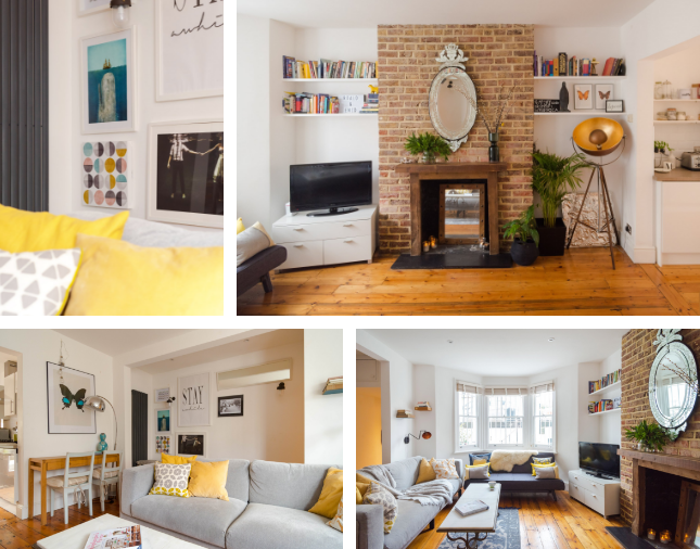 10 Fabulous London Airbnb Rental and Apartments for Every Budget