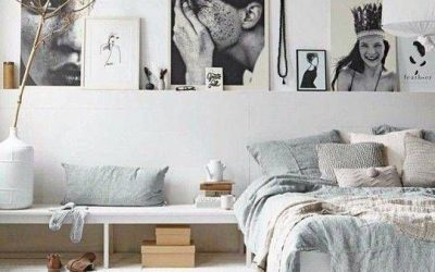 Microapartment Decorating Tips: 10 Alternatives to a Standard Nightstand