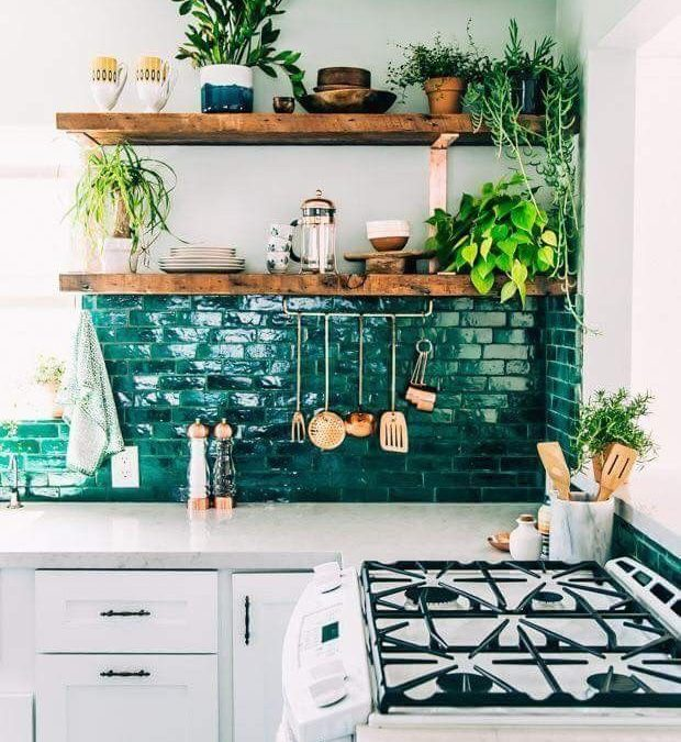 Ugly Kitchen? 10 Rental Friendly Small Apartment Design Tips For A Pretty  Kitchen
