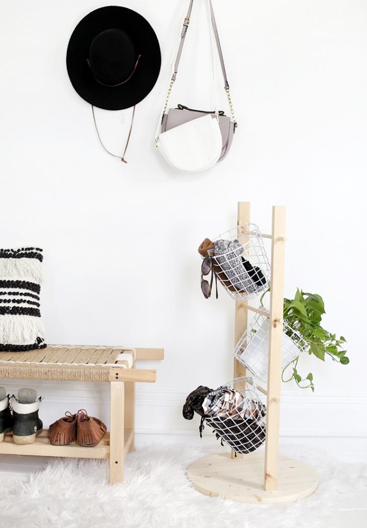 small apartment DIY
