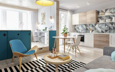 10 Tremendous Benefits of Living in a Small Apartment