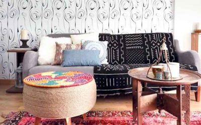Apartment Design Tips: How to Mix Bold Prints without Overwhelming Your Space