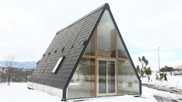 MADi Home: Earthquake-Resistant Tiny Home That Unfolds in Hours
