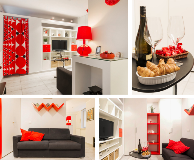 Rome Airbnb rentals