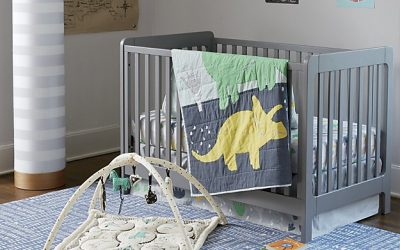 Small Apartment Ideas: The 8 Elements of a Perfect Nursery