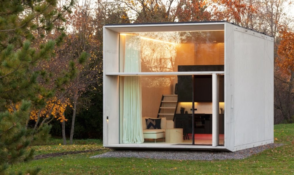 The Koda: Solar-Powered Tiny House that Moves With You