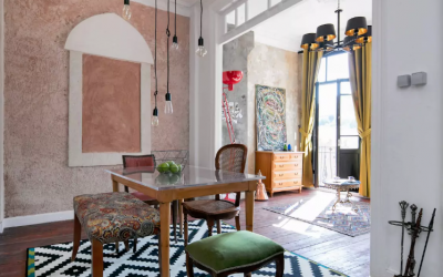 10 Incredible Airbnb Rental and Small Apartments We Recommend