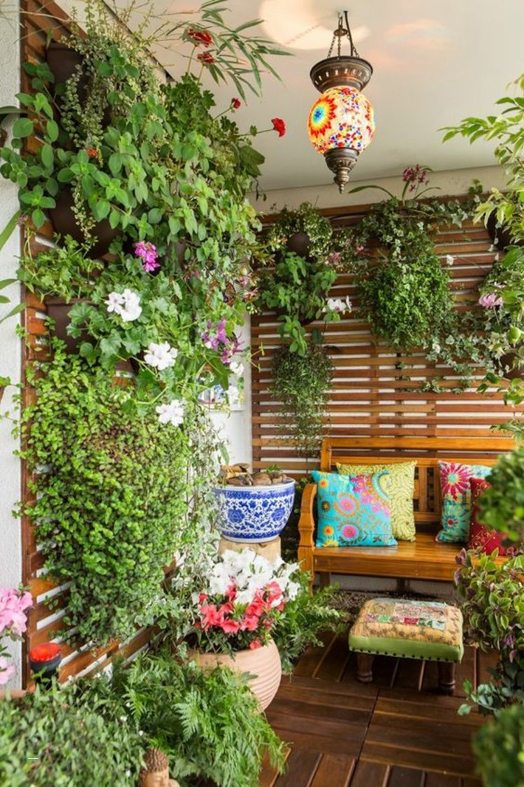 Tips And Tricks For Building A Lush Balcony Garden Spaceoptimized