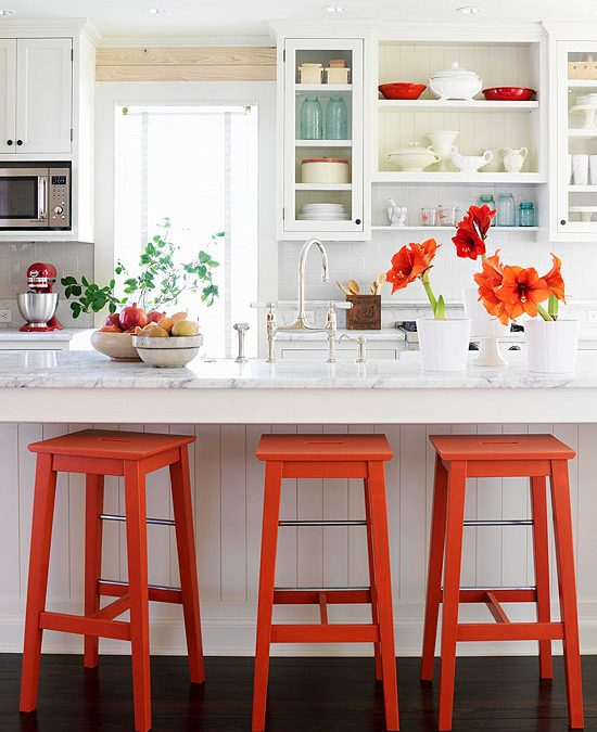 8 Small Home Design Ideas for Adding Charm and Character to a Basic Kitchen