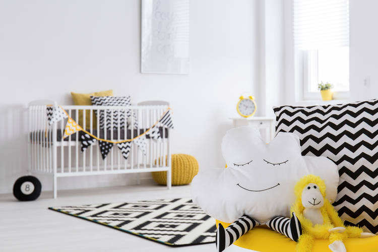 10 Mistakes to Avoid When Designing a Nursery
