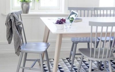 8 Small Apartment Design Ideas for Creating a Statement-Making Dining Room