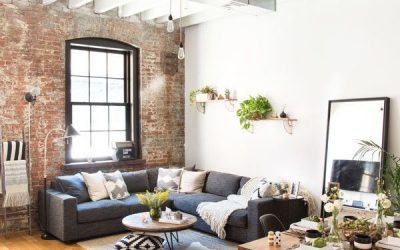 Enhancing the Space and Flow of a Small Apartment