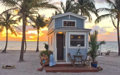 Q & A: Tiffany The Tiny Home and The Beauty of Downsizing