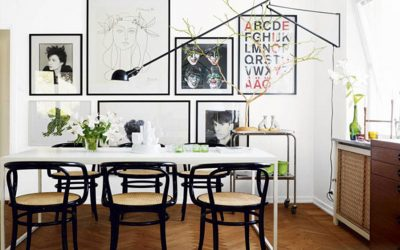 7 Tiny Home Ideas to Seat More People into Your Small Dining Room