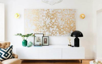 Apartment Design Ideas: 8 Dynamic Ways of Displaying Artworks at Home
